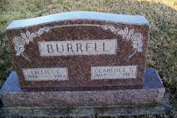 Lillie J <I>Gilstrap</I> Burrell