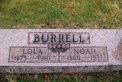 Lola <I>Bosley</I> Burrell