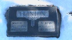 Solomon Alexander Brinton