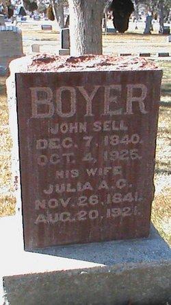 John Sell Boyer