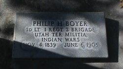 Philip Henry Boyer