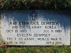 Evelyn <I>Carbine</I> Dempsey
