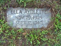 Ella Greenwood Aydlette