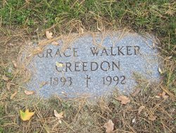 Grace <I>Walker</I> Creedon