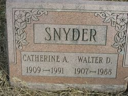Catherine A. Snyder