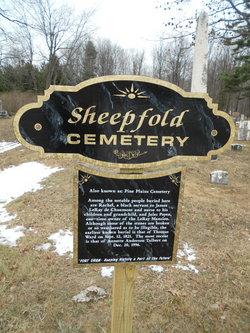 Sheepfold Cemetery