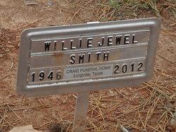 Willie Jewel <I>Bell</I> Smith