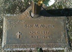Benjamin Michael Moyer