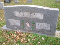 """William Mike """"Bud"""" Sturm"""