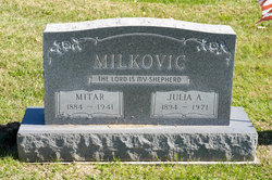 Mitar Milkovic