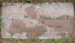 Arthur J Perreault