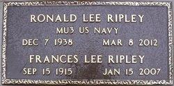 Frances Lee Ripley