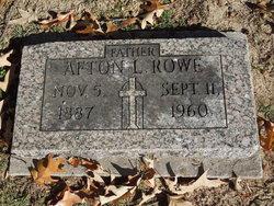 Afton Lambert Rowe