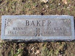 Joshua D Baker