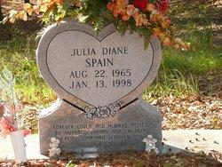 Julia Diane <I>Buckelew</I> Spain