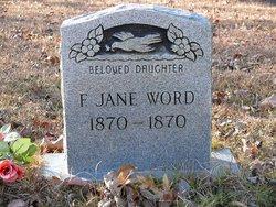 F. Jane Word