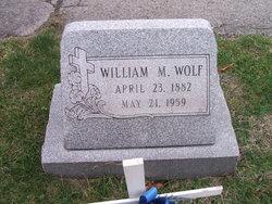 William M Wolf