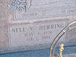 Nell V <I>Herring</I> Beatty