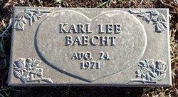 Karl Lee Baecht