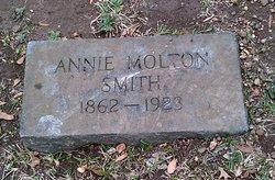 Annie <I>Molton</I> Smith