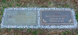 Virginia <I>Nicholson</I> Garrett