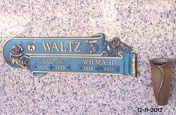 Carl Waltz, Jr