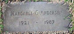 Margaret C. Andersen