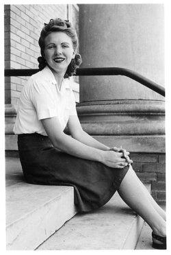 """Evelyn Ruth """"Evie"""" <I>Hodges</I> Bennett"""