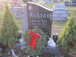 Aaron Lee Ashton