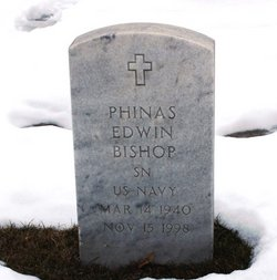 Phinas Edwin Bishop