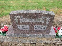 Flora Ellen <I>Ellsworth</I> Alexander