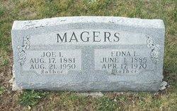 Joe I. Magers