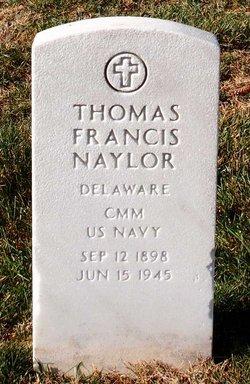 Thomas Francis Naylor, Jr