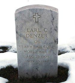 Earl C Denzer