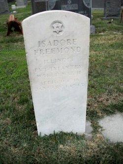 Pvt Isadore Freemond