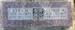 George Washington Pentico, Jr