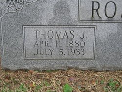 Thomas J. Ross