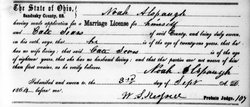 "Mrs Catherine ""Kate"" <I>Sears</I> Alspaugh"