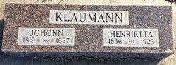 Henrietta Klaumann