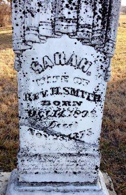 Sarah <I>Baird</I> Smith