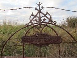 Friederichs Family Cemetery