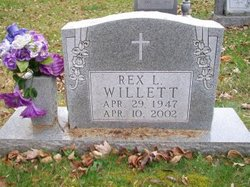 Rex L. Willett, Sr
