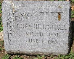 Cora <I>Hill</I> Geisel