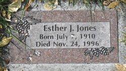 Esther Jacqueline Jones