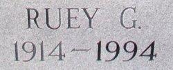 Ruey A. <I>Gray</I> Wallace