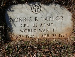Norris Ray Taylor
