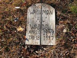 """Waymon """"Al"""" Waddell"""
