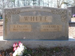 "Lula Zlinice ""Zannie"" <I>Wills</I> White"