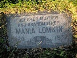 Mania Lomkin