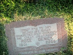 Rose Genick